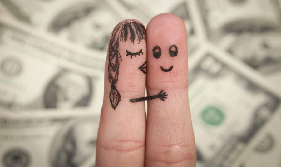 что значит отношения за деньги