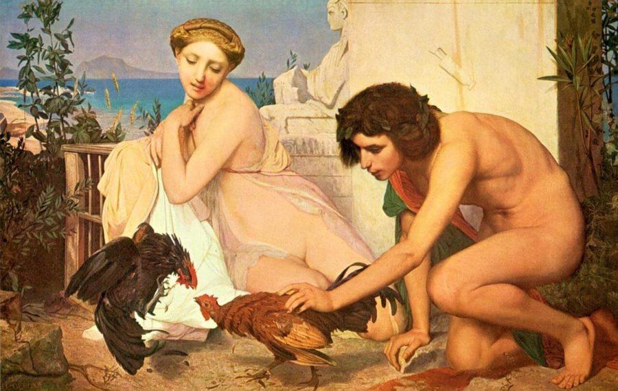 факты о сексе в Древнем Риме