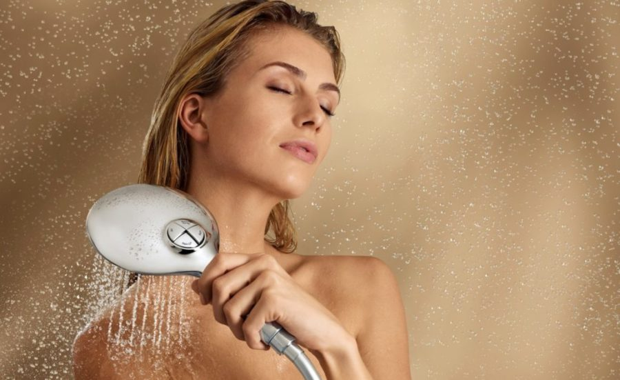 факты о женской мастурбации душем