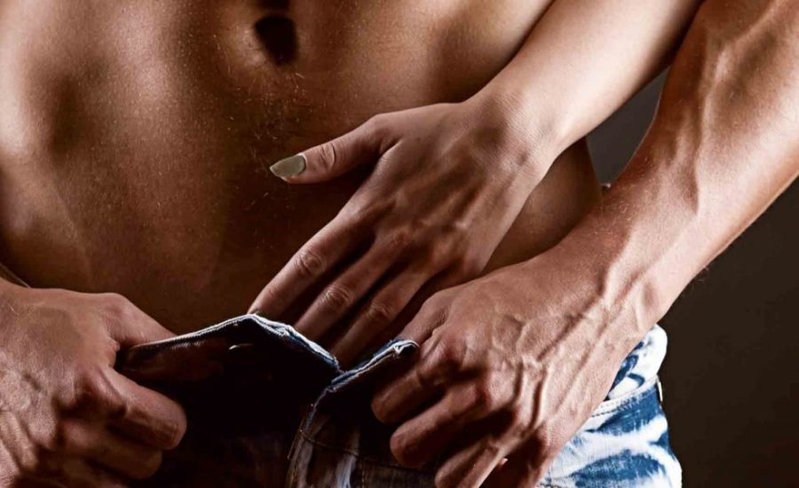 Женские и мужские интимные прически