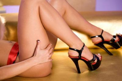 Фут-фетиш или почему кто-то не равнодушен к красивым ножкам