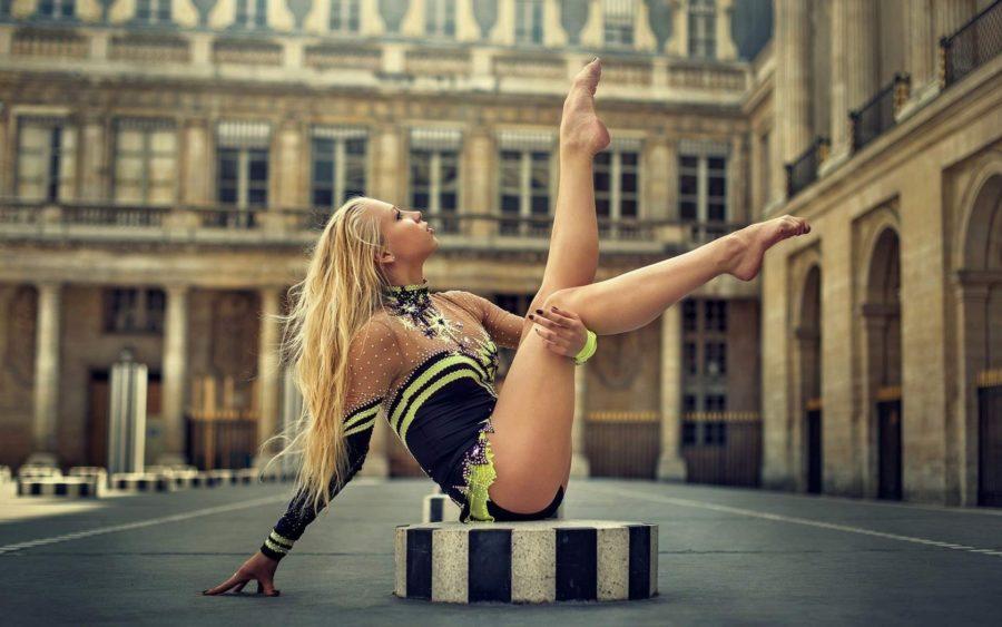 эротика с гимнастками