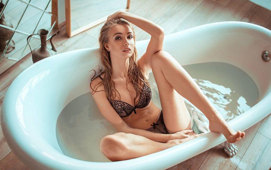 о сексе в ванной