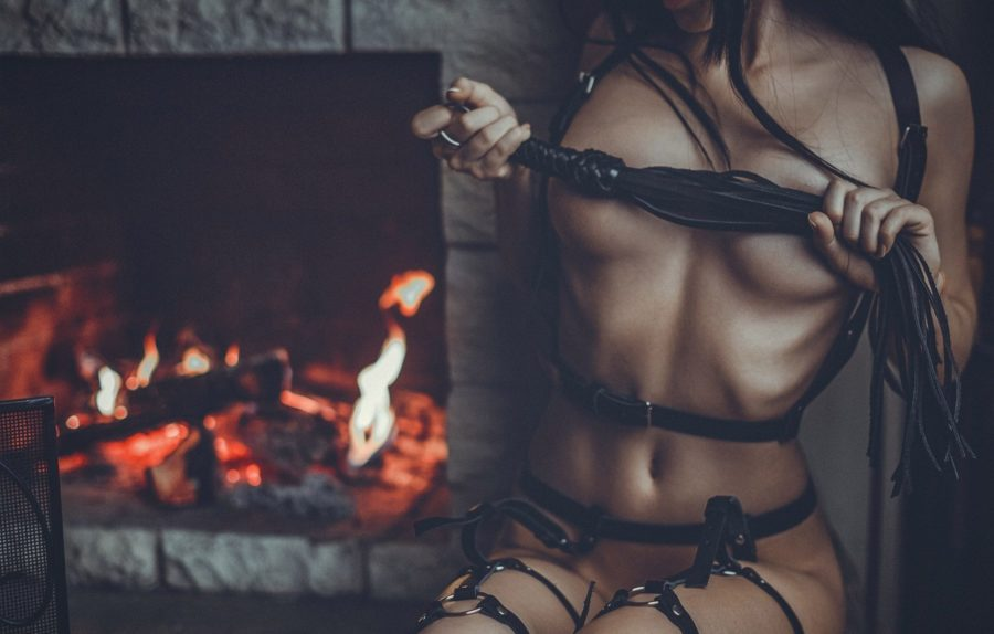 о жестком садо-мазо сексе