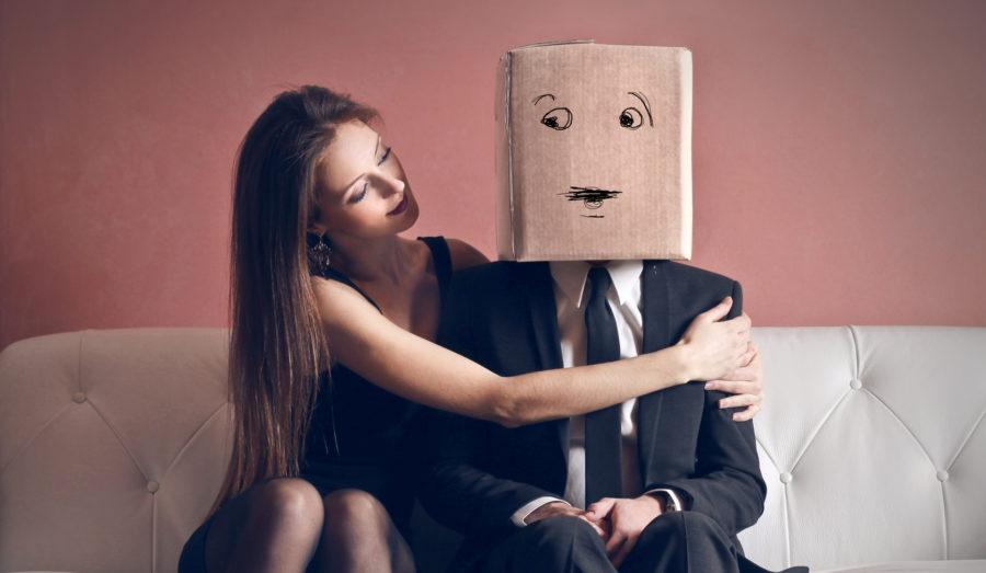 Невербальные признаки влюблённости