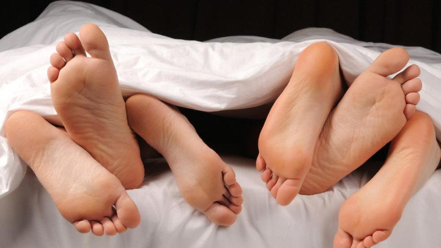 каким может быть секс втроем