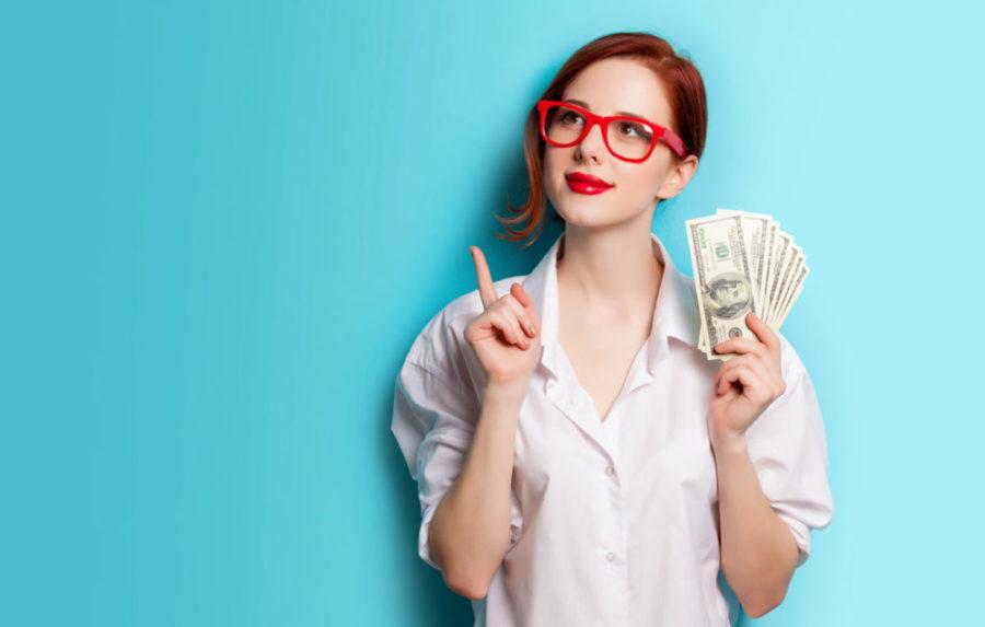 про девушек и деньги