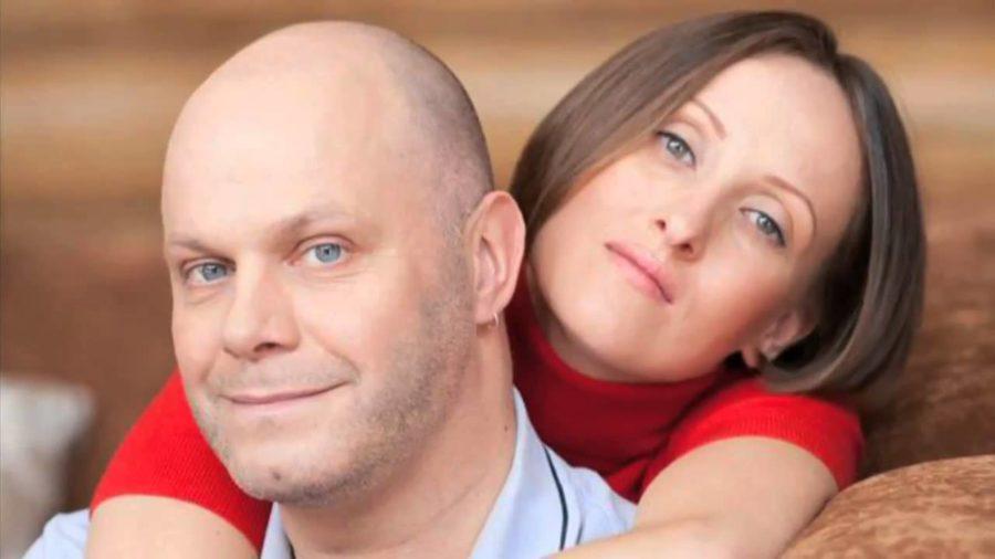 Амина Зарипова и Алексей Кортнев