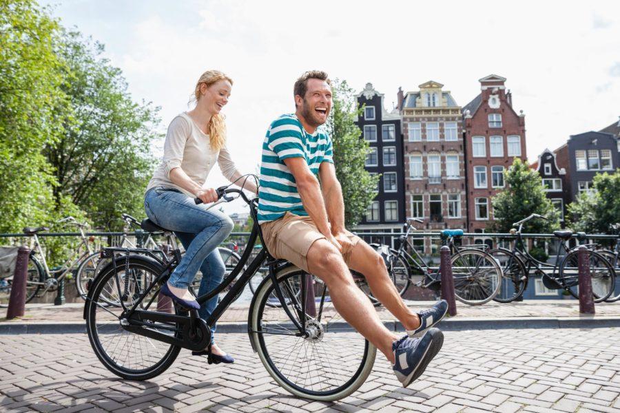 прогулки в амстердаме