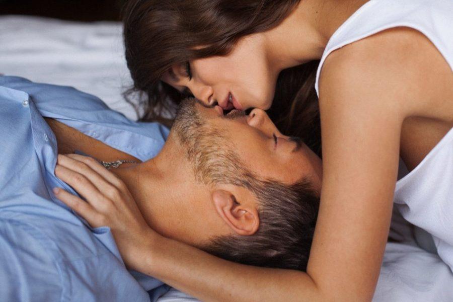 поцелуи и секс