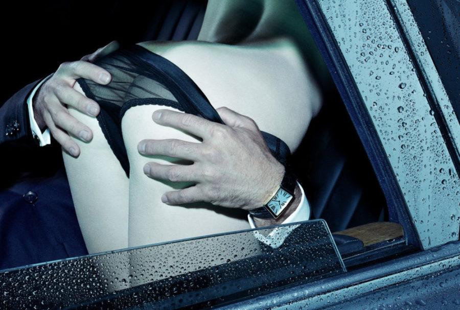 как устроить секс в машине