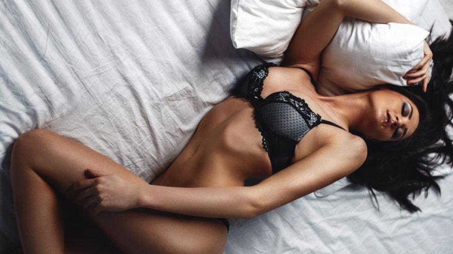 стон во время секса