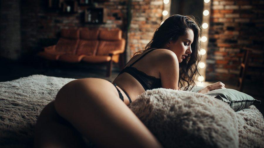 секс с полненькой