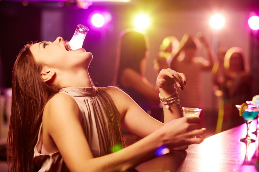 мифы секса под алкоголем