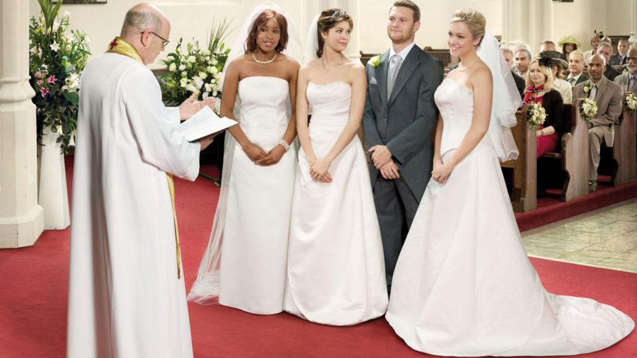 преимущество полигамности