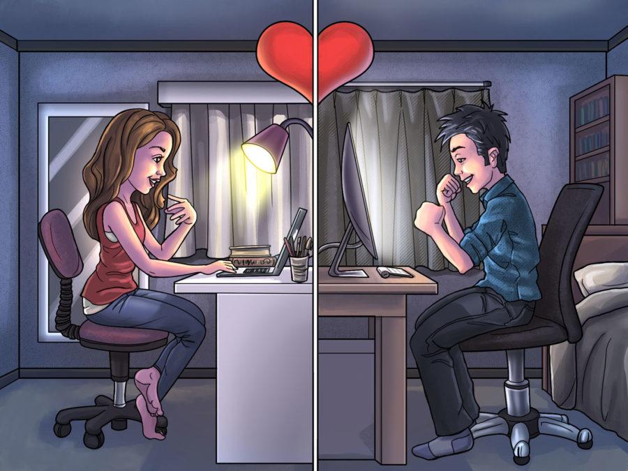отношения на расстоянии
