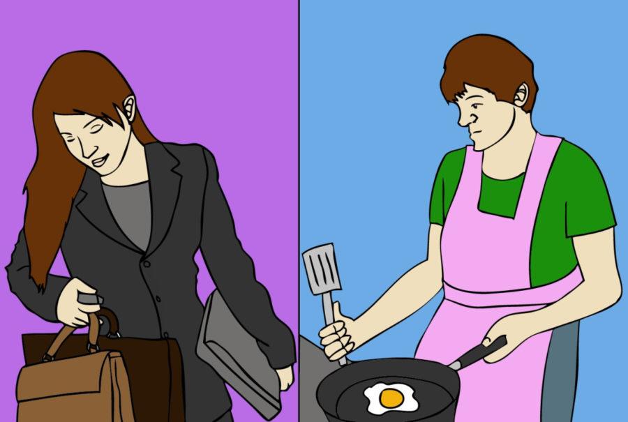 Гендерные роли мужчины и женщины