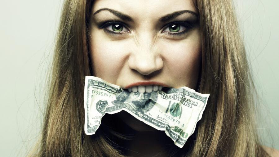 факты про деньги и девушек