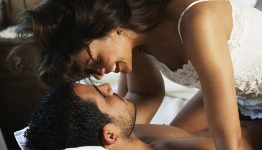 Первый секс с новым парнем