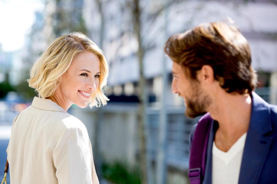 как мужчина оценивает женщину