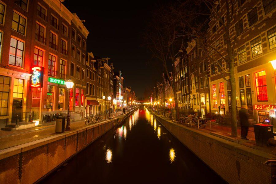Улицы красных фонарей
