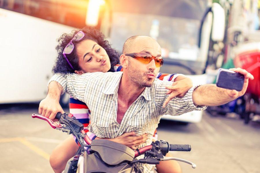 Любовь взрослого мужчины и молодой девушки
