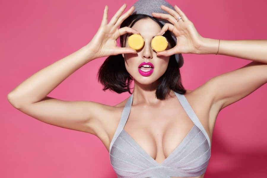 знакомства с женщинами с большой грудью