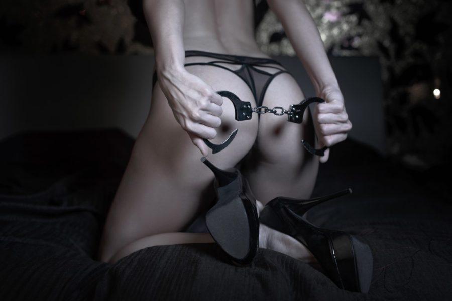 сексуальная девушка в белье