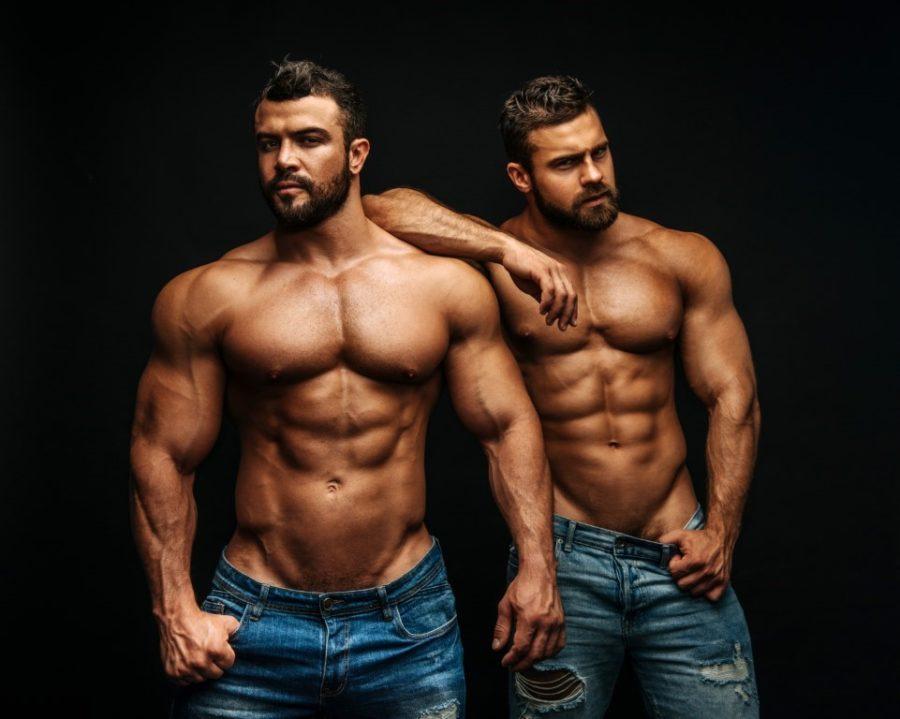 два парня