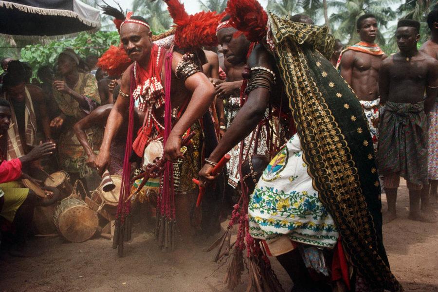 Секс в племенах