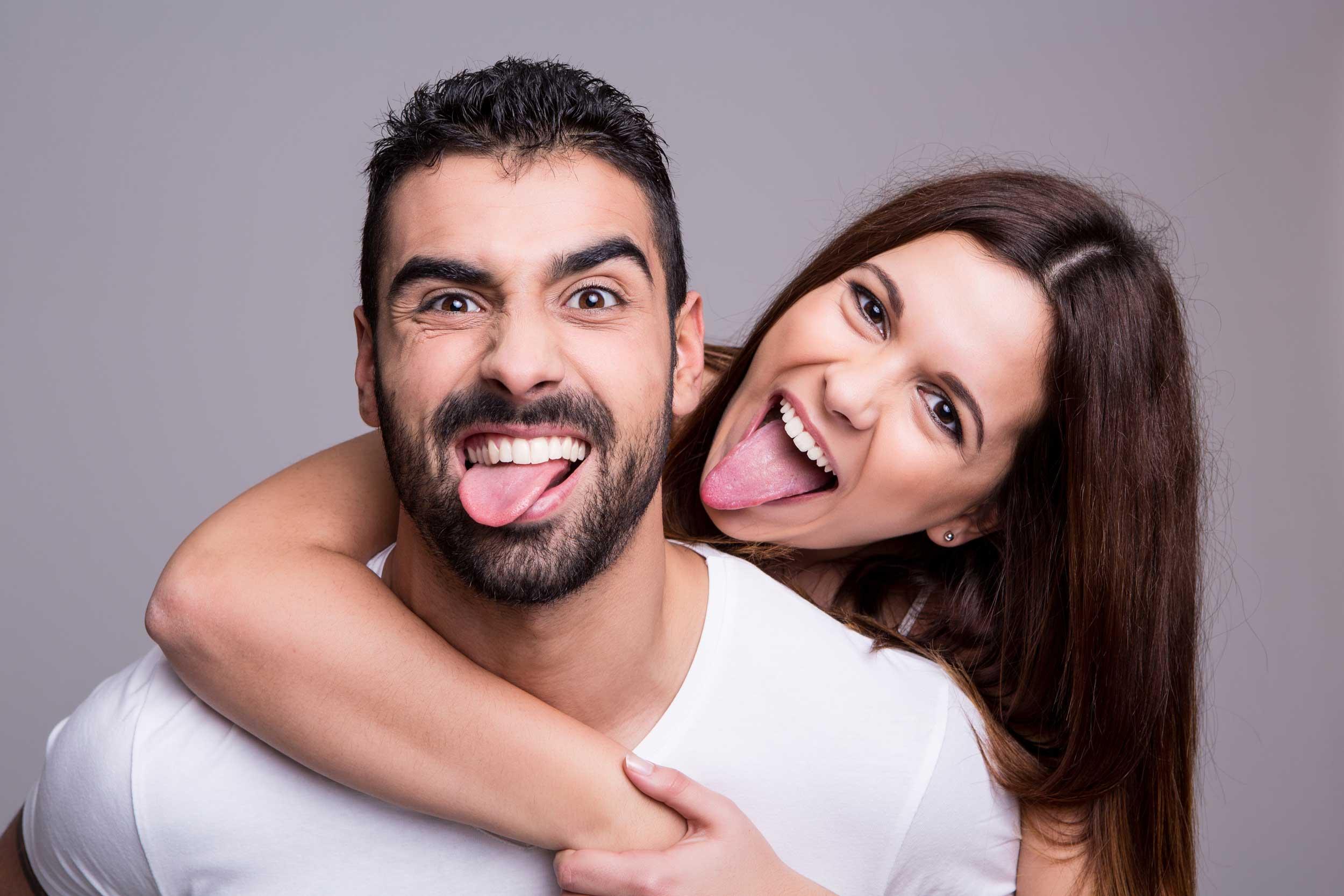 white-couples