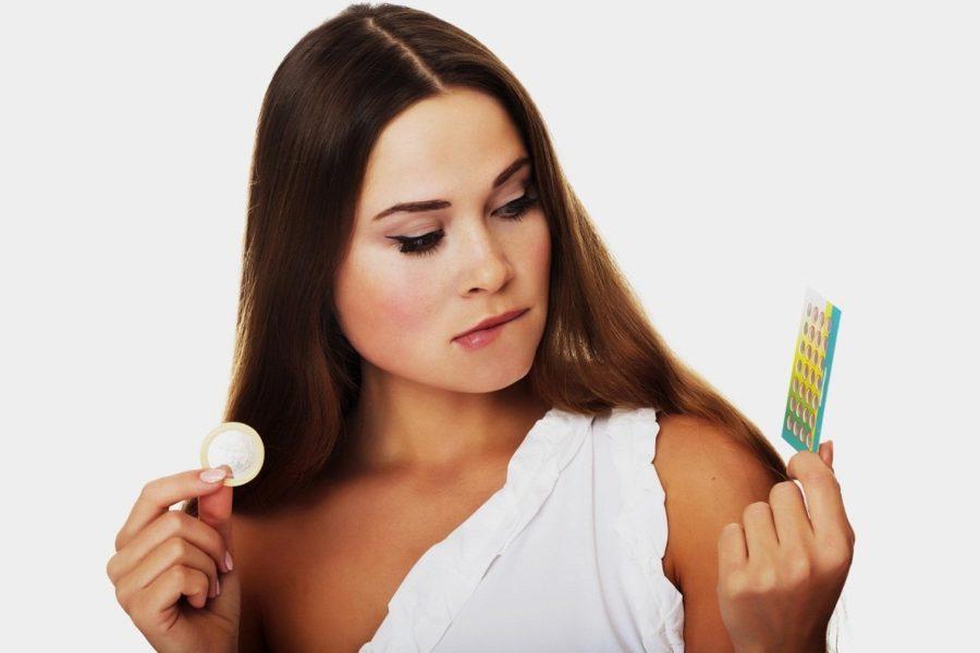 Прием экстренной контрацепции