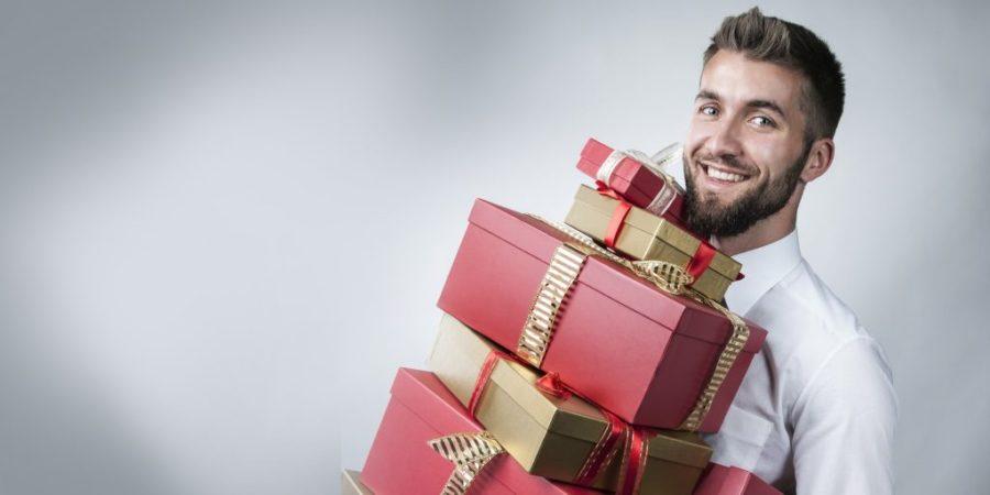 подарки с серьезными намерениями
