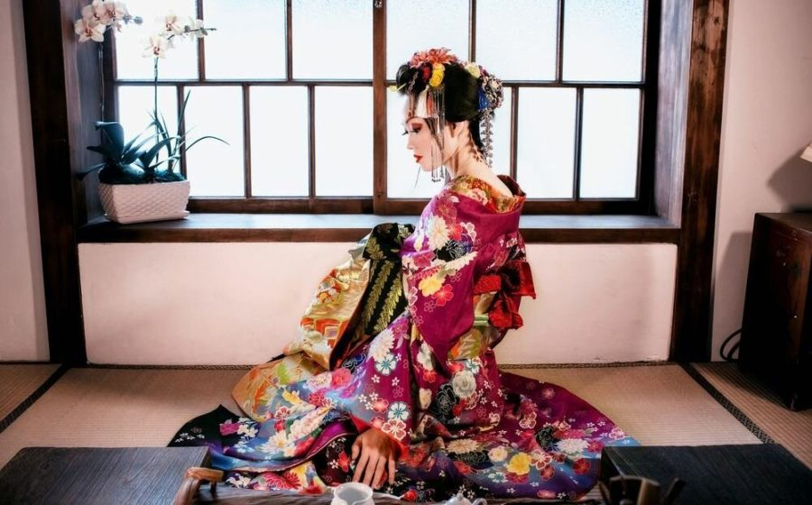 Красивые японки кто они