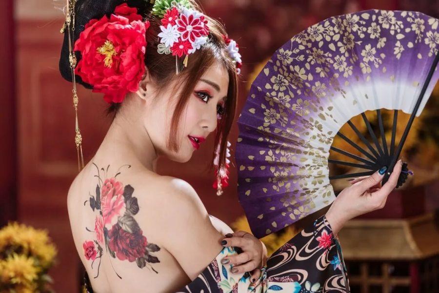 кто такие японские гейши
