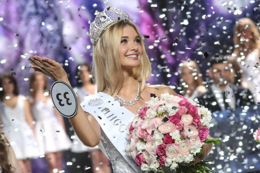 История конкурсов красоты