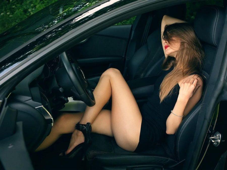 особенности секса в машине