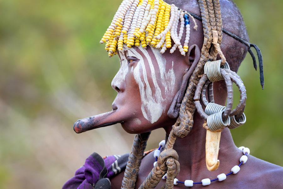 Секс в диких племенах Африки