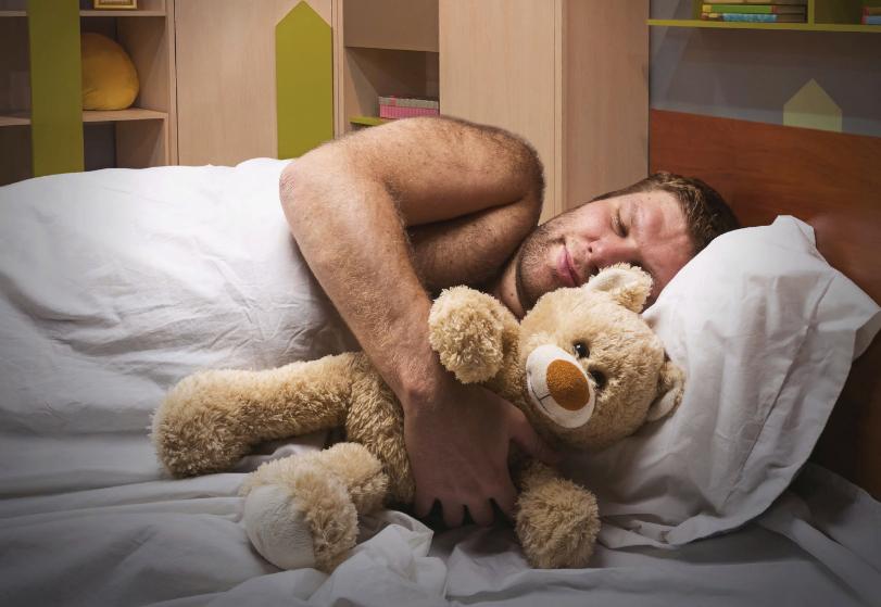 Мужчины хотят спать после секса