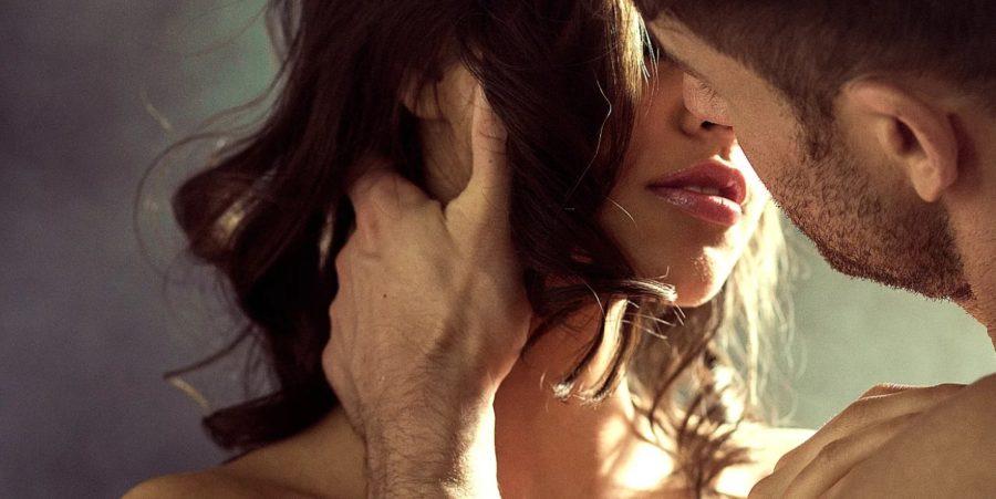 Как правильно целоваться девушке с мужчиной