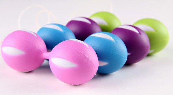 материал вагинальных шариков