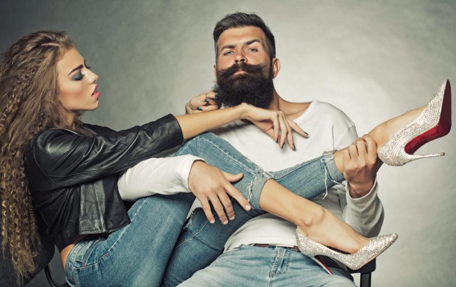 отношения взрослого мужчины и молодой девушки