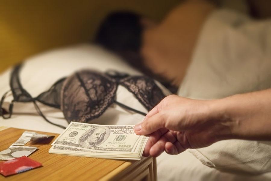 кто любит секс за деньги