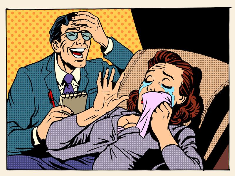 Как распознать девушку бревно