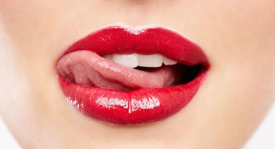 поцелуи женщины после минета