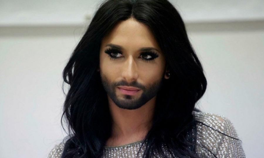 Кончита Вурст трансвестит