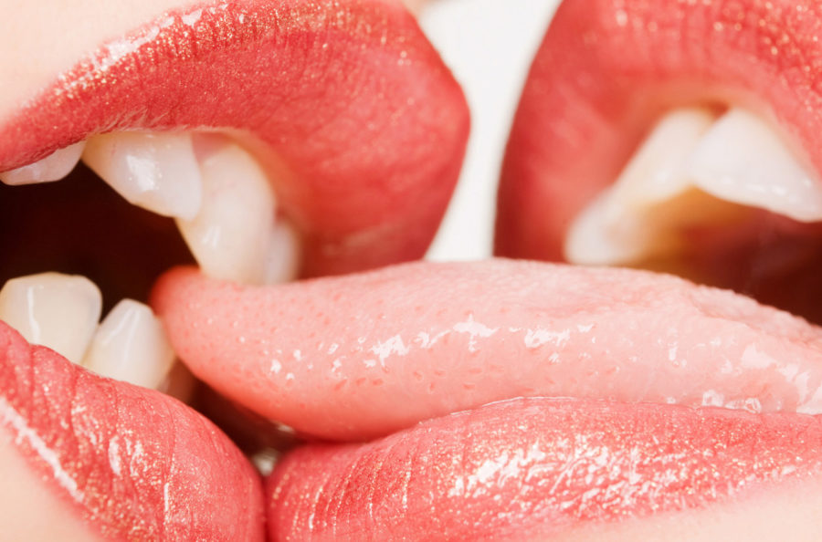 Поцелуй после минета