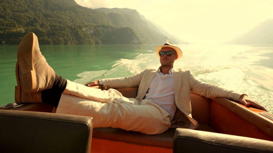 Где отдыхают богатые мужчины