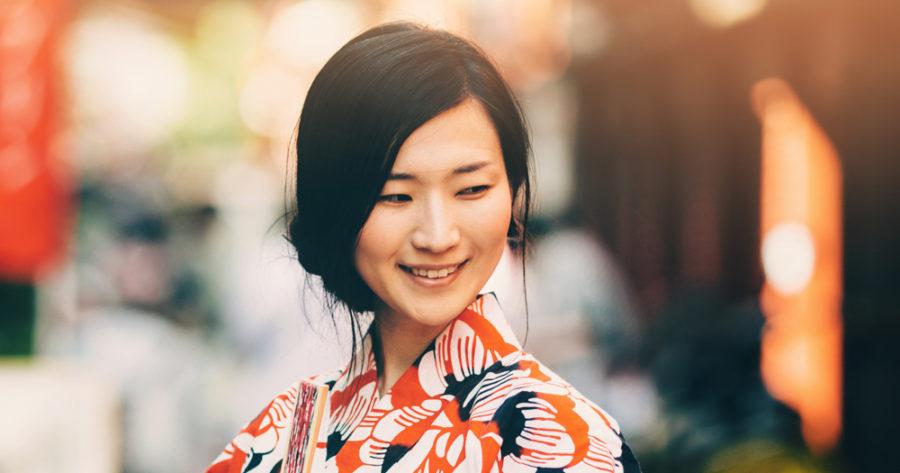 характер азиаток