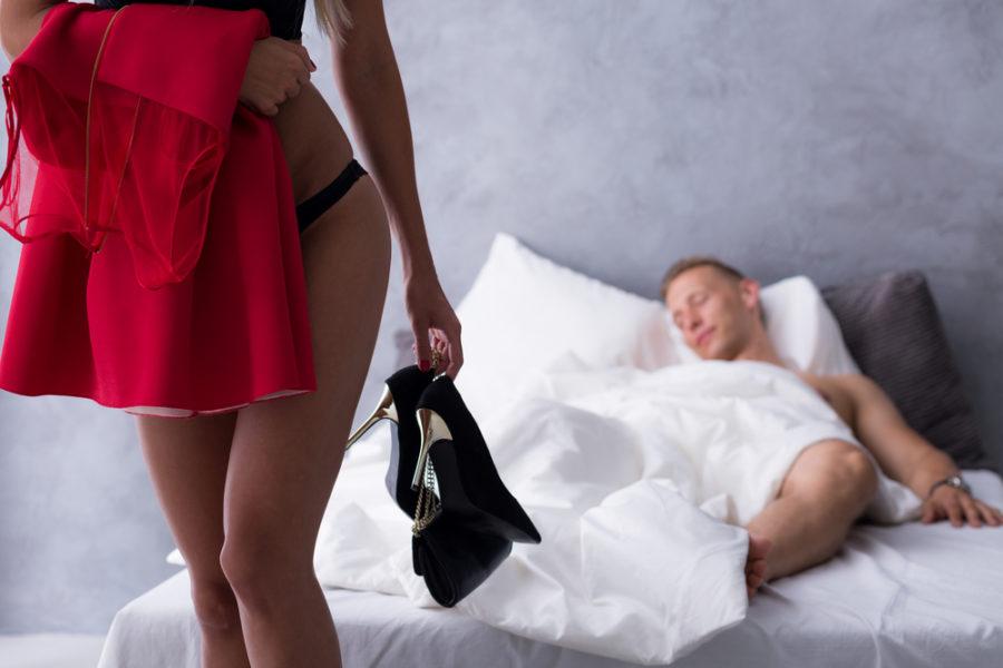 Причины измены женщин